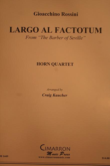 Rossini, Gioacchino - Largo Al Factotum