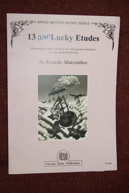Matosinhos, Ricardo - 13 Unlucky Etudes