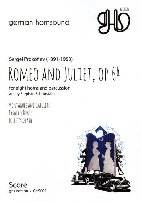 Prokofiev, Sergei - Romeo and Juliet, Op. 64
