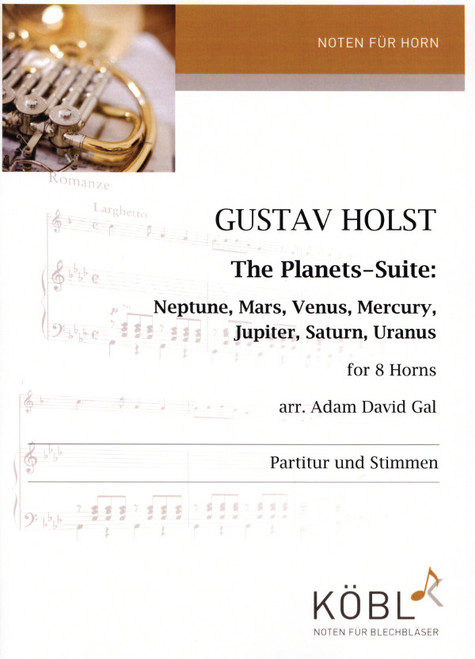 Holst - Planets Suite for 8 Horns