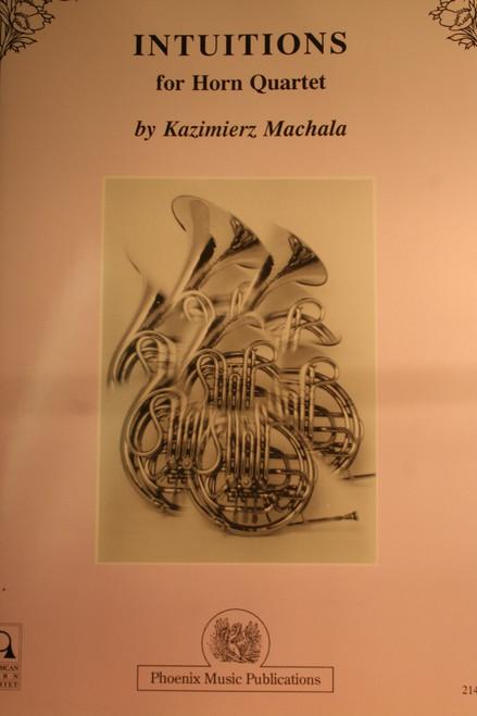 Machala, Kazimierz - Intuitions