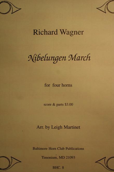 Wagner, Richard - Nibelungen March