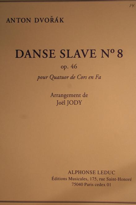 Dvorak, Anton - Danse Slave No. 8