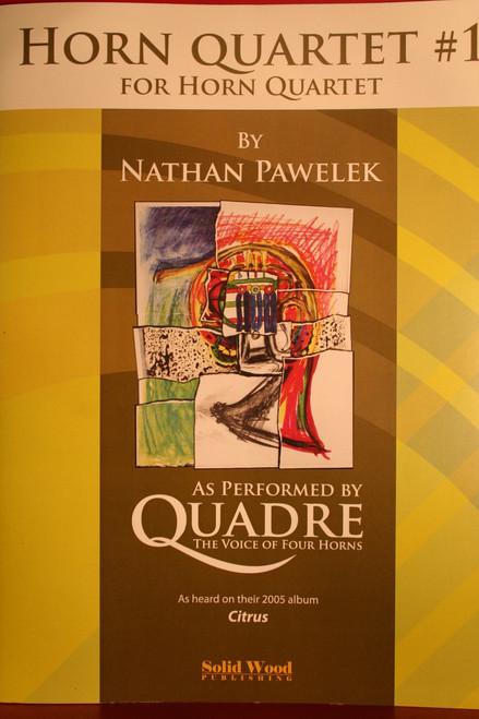 Pawelek, Nathan - Horn Quartet #1
