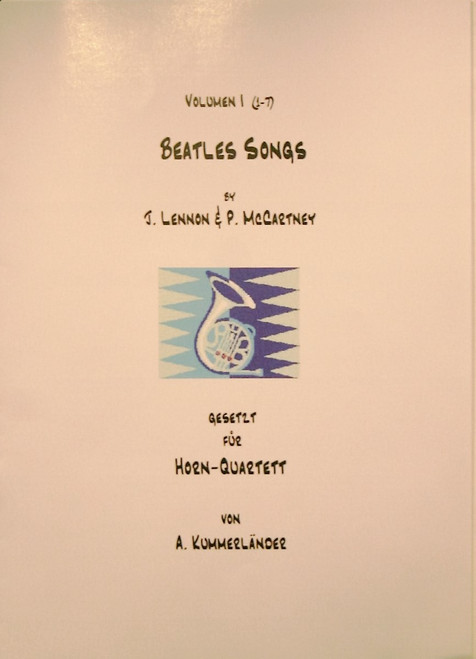The Beatles - Beatles Songs Vol. I (1-7)