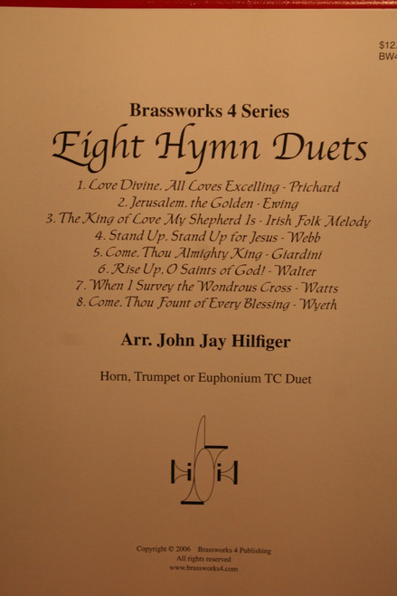 Traditional - Eight Hymn Duets