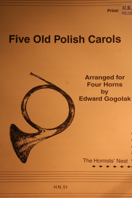 Traditional Christmas - Five Old Polish Carols