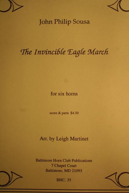 Sousa, J.P. - The Invincible Eagle March