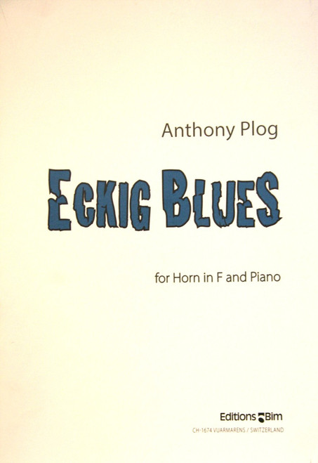 Plog, Anthony - Ecking Blues (image 1)
