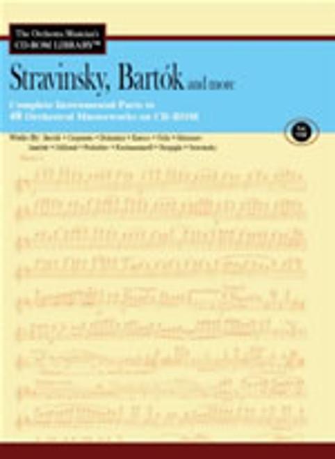 CD-Rom, Vol. 8 - Stravinsky/Bartok