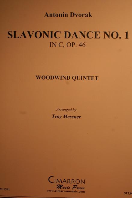 Dvorak, Antonin - Slavonic Dance No. 1 In C, Op. 46