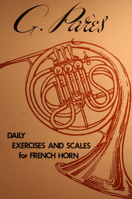 Pares, G. - Daily Exercises & Scales