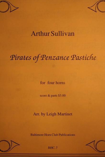 Sullivan, Arthur - Pirates of Penzance Pastiche