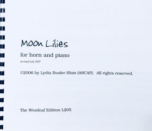 Busler-Blais, Lydia – Moon Lilies (image 1)