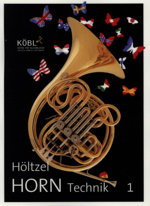 Hoeltzel, Michael - Horn Technique 1