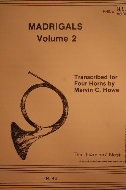 Traditional - Madrigals, Vol. 2