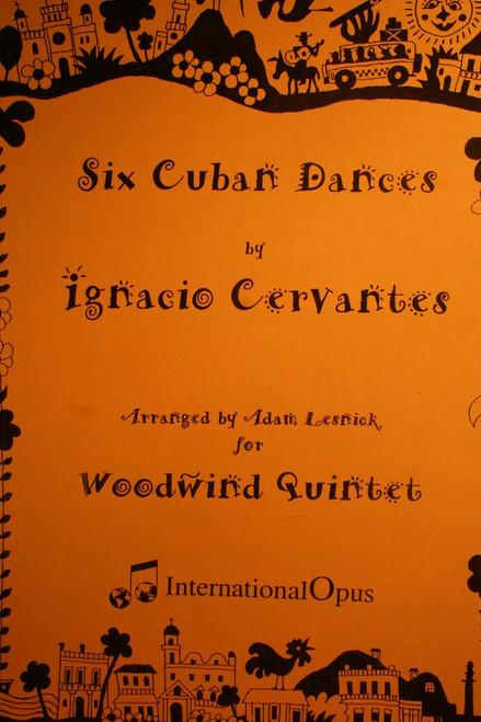 Cervantes, Ignacio - Six Cuban Dances