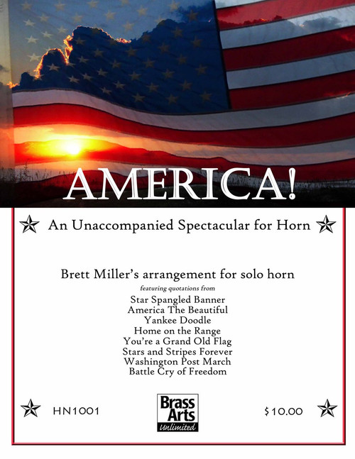 Miller, Brett - America! (image 1)