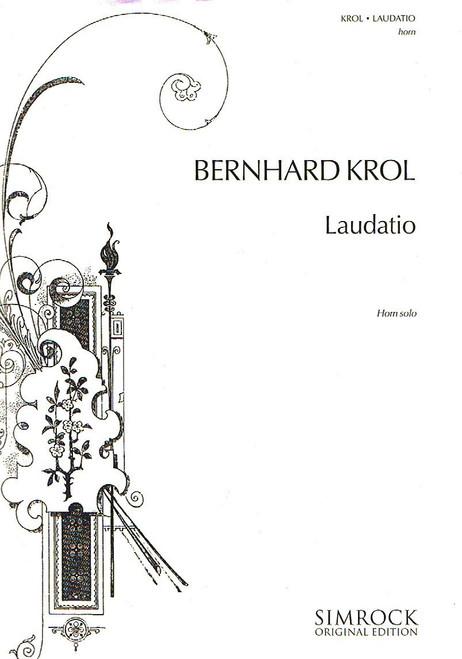 Krol, Bernhard - Laudatio (image 1)
