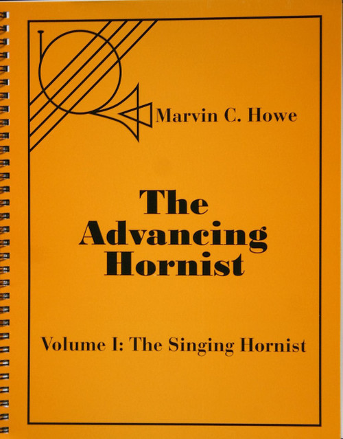 Howe, Marvin - The Advancing Hornist Volume 1