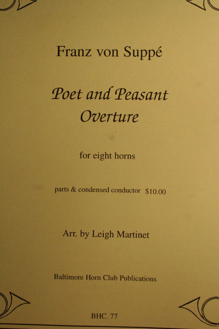 Suppe, Franz - Poet and Peasant, Overture
