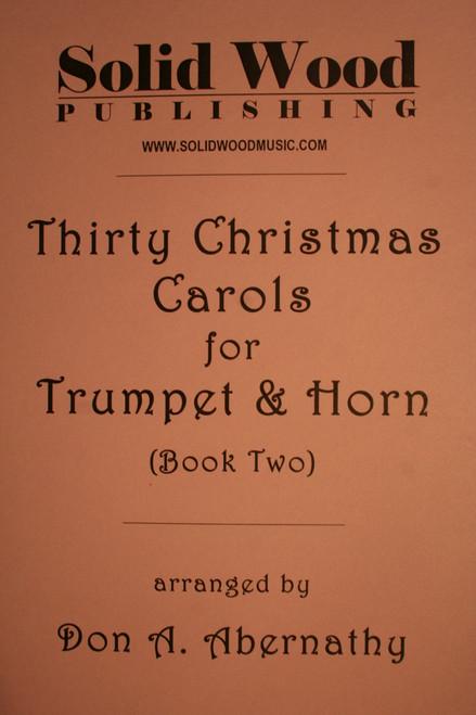 Traditional Christmas - Thirty Christmas Carols, Book 2