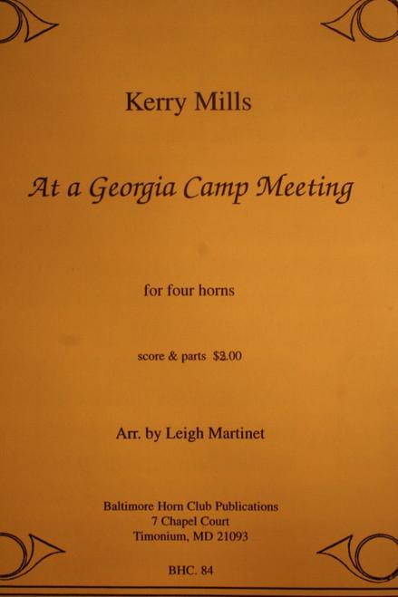 Mills, Kerry - At a Georgia Camp Meeting