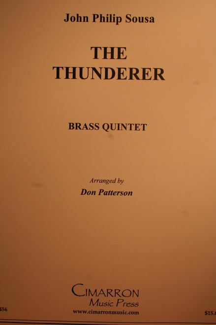 Sousa, J.P. - The Thunderer