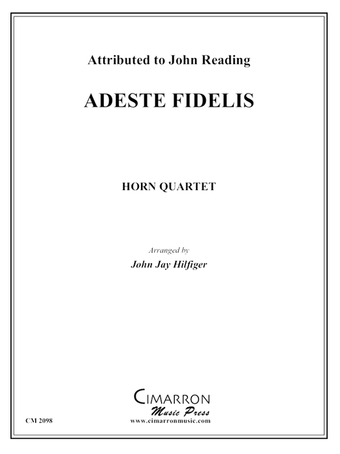 Traditional Christmas - Adeste Fidelis