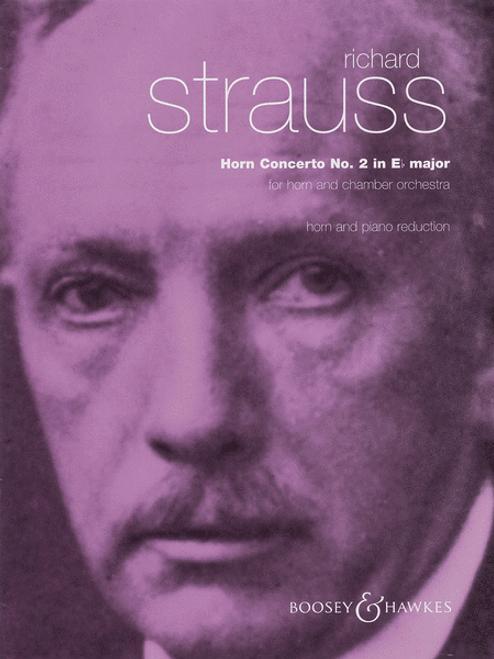 Strauss, Richard - Concerto No. 2 in E-flat Major (image 1)
