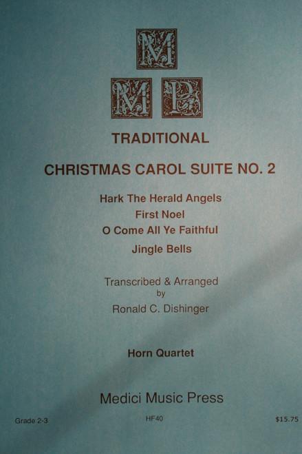 Traditional Christmas - Christmas Carol Suite No. 2