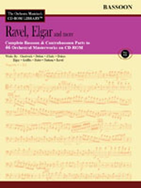 CD-Rom, Vol. 7 - Ravel/Elgar