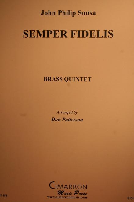 Sousa, J.P. - Semper Fidelis