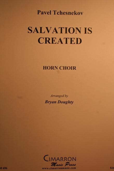 Tchesnekov, Pavel - Salvation Is Created