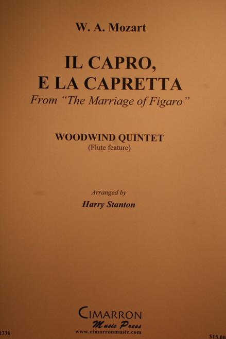 """Mozart, W.A. - Il Capro, E La Capretta (From """"The Marriage Of Figaro"""")"""