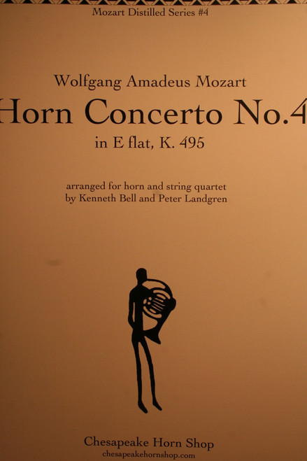 Mozart, W.A. - Horn Concerto No.4 In E Flat (K.495)