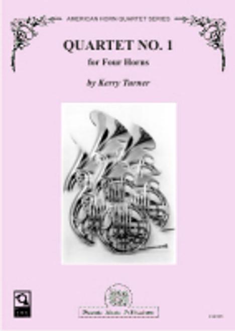 Turner, Kerry - Quartet No. 1