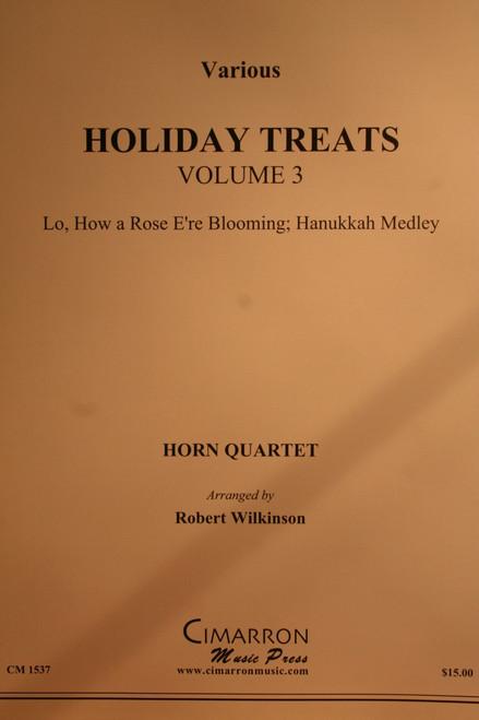 Traditional Christmas - Holiday Treats, Vol. 3