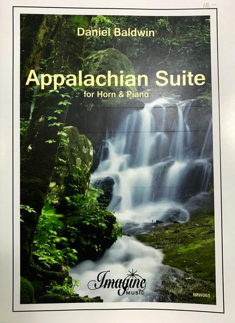 Baldwin, Daniel - Appalachian Suite (image 1)
