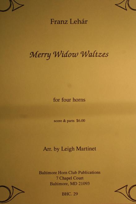 Lehar, Franz - Merry Widow Waltzes