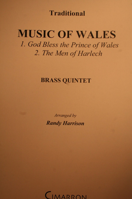 Traditional - Music Of Wales