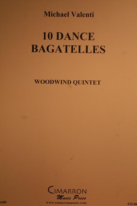 Valenti, Michael - 10 Dance Bagatelles