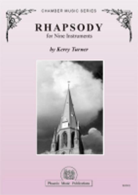 Turner, Kerry - Rhapsody For Nine Instruments