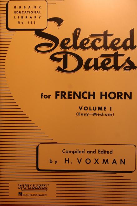 Voxman - Duets Volume 1 (Easy-Medium)