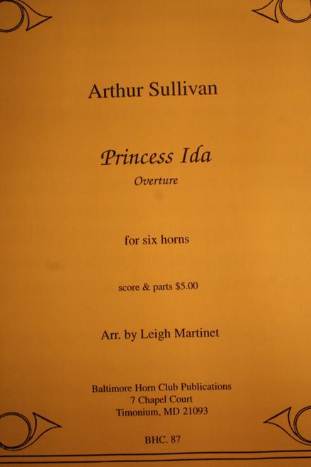 Sullivan, Arthur - Princess Ida, Overture