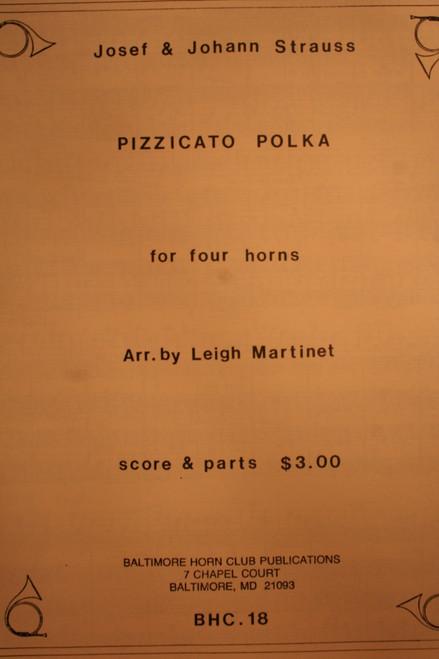Strauss, Johann & Josef - Pizzicato Polka