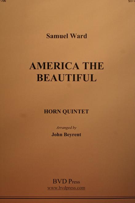 Ward, Samuel - America The Beautiful