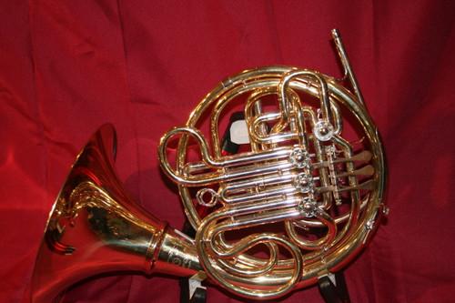 Durk Double Horn D8