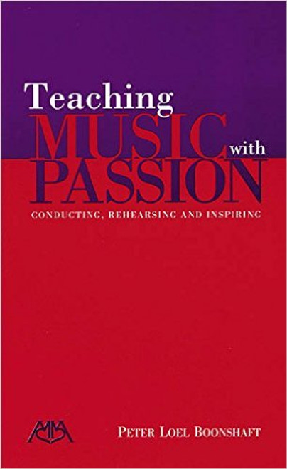 Boonshaft, 'Teaching Music with Passion'