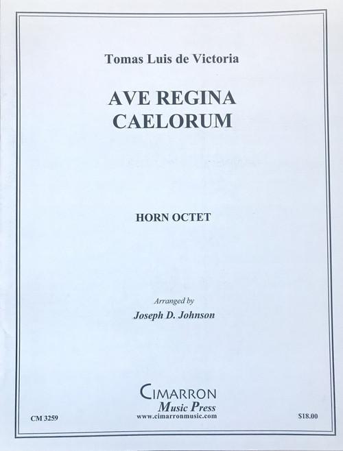 Victoria, Tomas Luis de - Ave Regina Caelorum